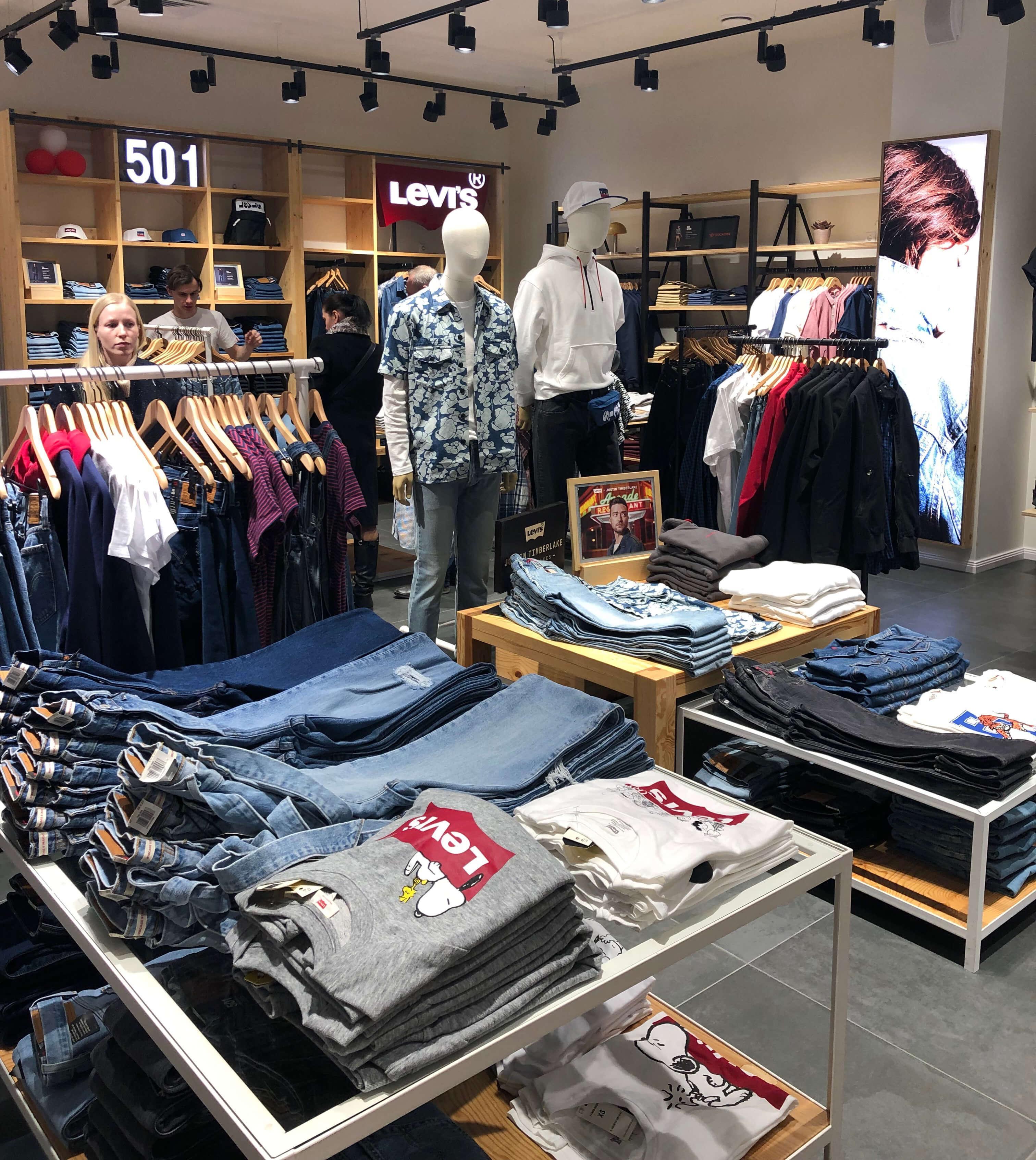 Левис Магазин Одежды Официальный Сайт