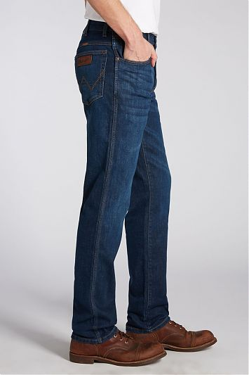 Джинсы Wrangler Texas Stretch Make Warm W121W866D фото №2