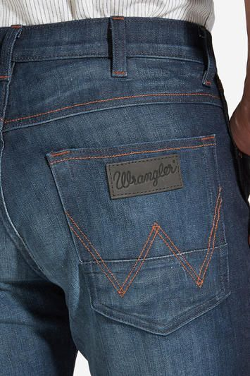Джинсы WRANGLER ARIZONA W12O6482K фото №4