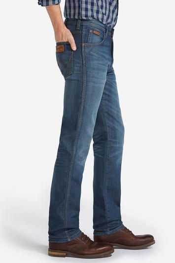 Джинсы Wrangler Arizona W12OZ884D фото №2