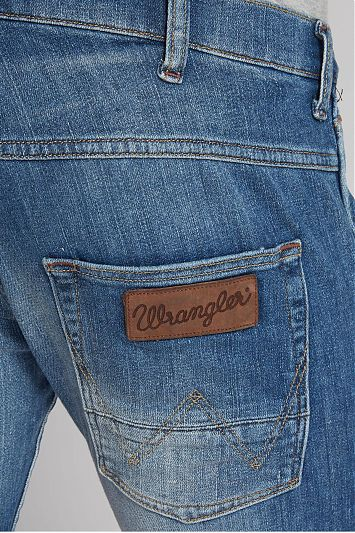 Джинсы Wrangler Spencer W1849675P фото №4
