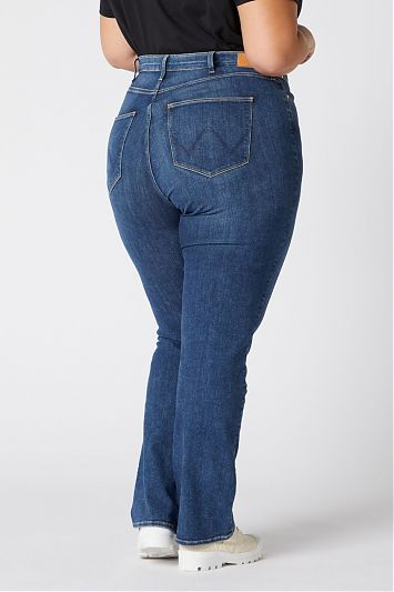 Джинсы Wrangler Straight Plus W24TWX12A фото №3